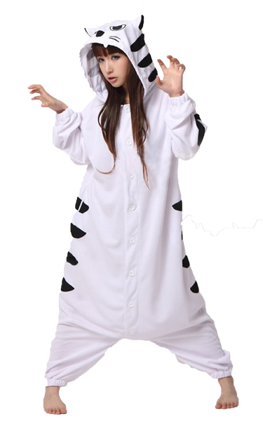 26babfbca0c5 White Tiger Onesie. Loading zoom