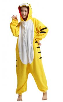 Yellow Tiger Onesie