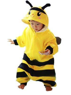 yellow bee kid onesie f1.jpg
